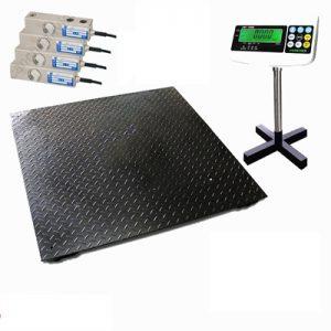cân sàn điện tử